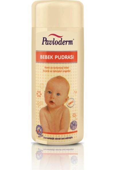 Pavloderm Bebek Pudrası 90 Gr (Nem Önleyici)
