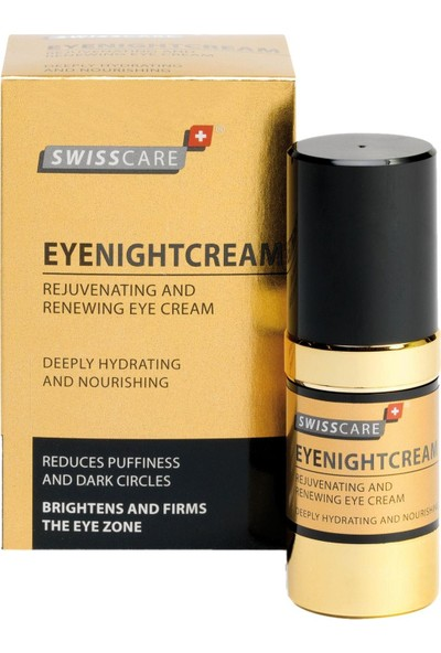 Swisscare Eye Night Cream 15 ml