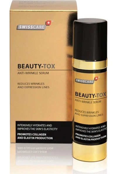 Swisscare Beauty Tox Anti-Wrinkle Serum 50ml