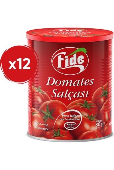 Fide Domates Salçası 830 gr