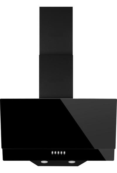 Ferre Svart 3'lü Ankastre Set 2 ( 3002 Siyah Fırın + S 2140 Ankastre Ocak + D003 Yatay Davlumbaz)