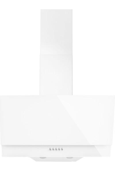 Ferre Italiano White 3'lü Ankastre Set 2 ( 7001 Ankastre Fırın + B 2140 Ce Beyaz Cam Ocak+ D004 Yatay Beyaz Cam Davlumbaz)