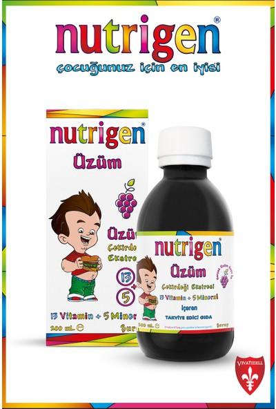 Nutrigen Iştah Kabartan Paket Üzüm + Supra Nutrigen + Puzzle