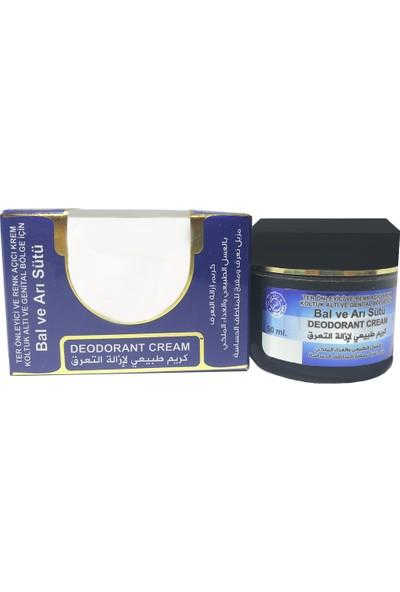 Zaman Halep Deodorant Kremi Bal Ve Arı Sütü 50 Ml