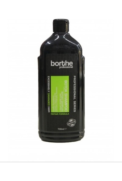 Borthe Profesyonel Botox Şampuanı 700 ml