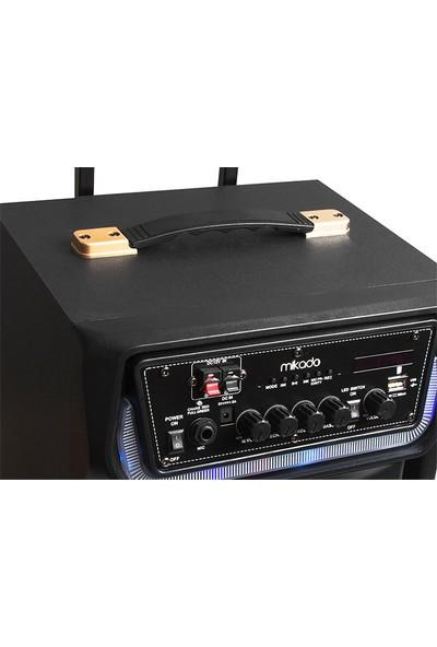 Mikado MD-81KP USB + Fm Destekli Bluetooth Kablosuz Amfi