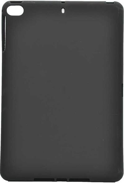 Case Street Apple iPad Mini 4 Kılıf Premier Soft Mat Silikon Açık Pembe
