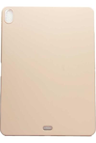 "Case Street Apple iPad Pro 11""Kılıf Premier Soft Mat Silikon Açık Pembe"