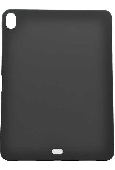 "Case Street Apple iPad Pro 11""Kılıf Premier Soft Mat Silikon Siyah"