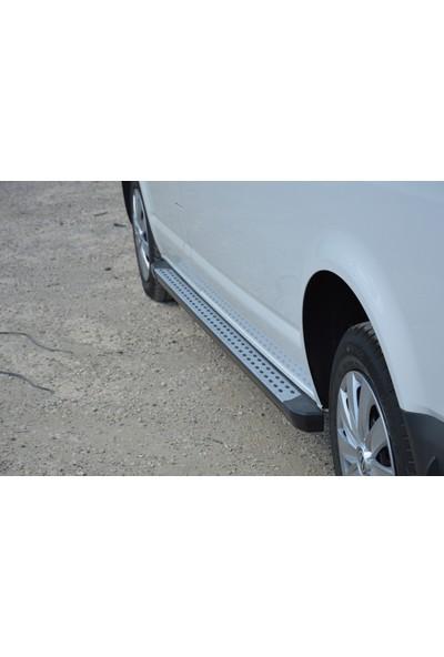 Ekiciler Volkswagen Transporter Uzun (2004 Sonrası) Alüminyum Yan Basamak