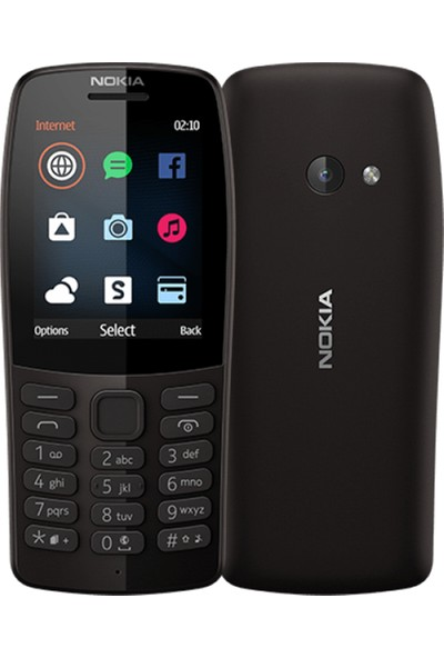Nokia 210 (İthalatçı Garantili)