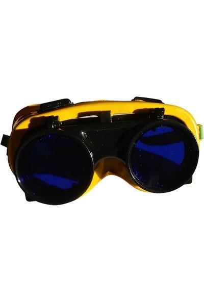 Sembol S550 İntegral Çift Maksatlı Kaynak Gözlüğü