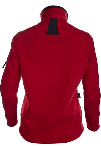 Wubec Outdoor Kadın Polar Ceket (Kırmızı)