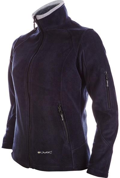 Wubec Outdoor Kadın Polar Ceket (Lacivert)