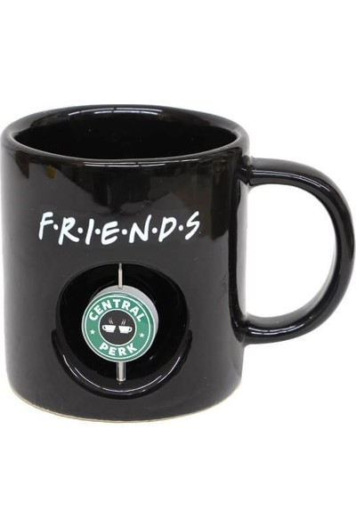 Enka Hediyelik Enka Stres Kupa Friends Siyah