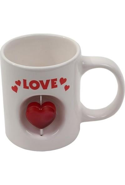 Enka Hediyelik Enka Stres Kupa Bardak Love
