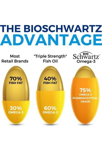 Bio Shwartz Omega 3 Balık Yağı 90 Kapsül