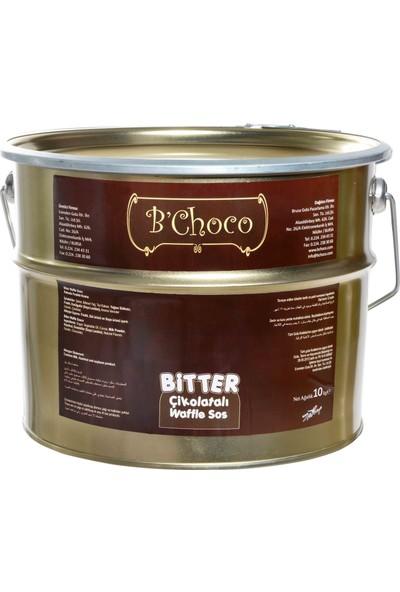 B'Choco Bitter Pralin Çikolata 10 kg