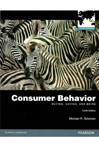 Consumer Behavior, Plus Mymarketinglab With Pearson Etext: Global Edition