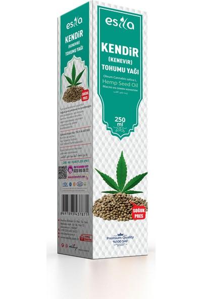 Esila Kenevir (Kendir) Tohumu Yağı 250 ml