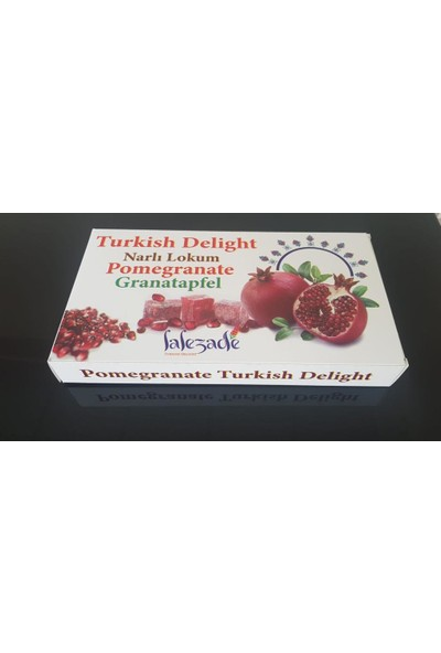Lalezade Turkish Delight Narlı Lokum