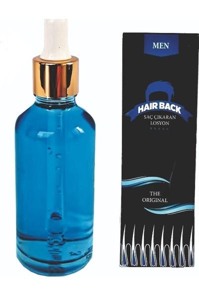 Hairback Mavi Serum Saç Losyonu