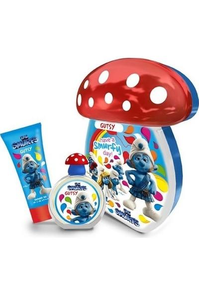 The Smurfs Şirinler Gusty Çocuk Parfümü Set Edt 50 Ml Ve Duş Jeli 75 Ml