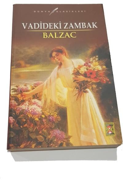 Vadideki Zambak - Balzac