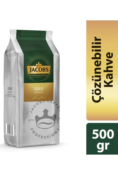 Jacobs Gold Hazır Kahve 500 gr