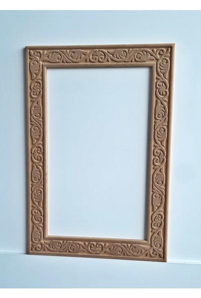 TDM Mobilya Ayna,resim Çerçevesi Ahşap Çerçeveler Tdm AYNA-00011