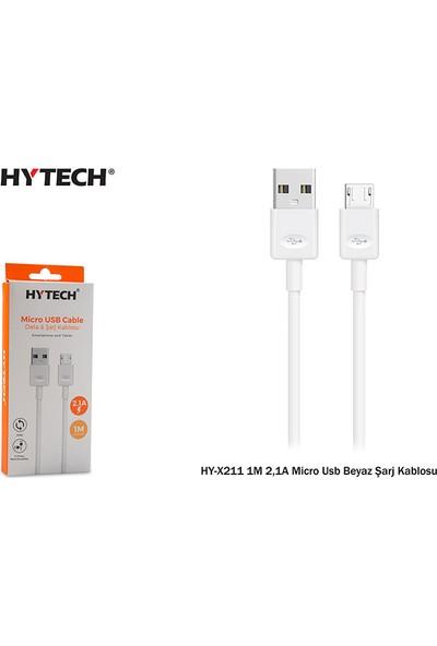 Hytech HY-X211 Micro USB Şarj Kablosu