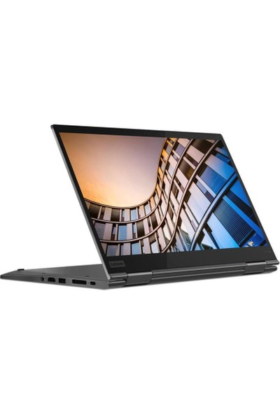 "Lenovo X1 Yoga Intel Core i7 8565U 16GB 512GBSSD Windows 10 Pro 14"" FHD İkisi Bir Arada Bilgisayar 20QF0023TX"