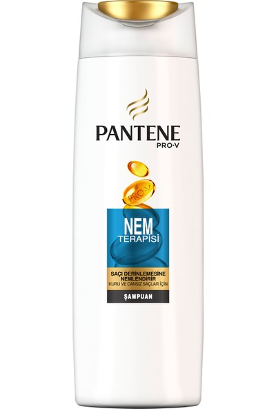 Pantene Pro-V Nem Terapisi Şampuanı 500 ml