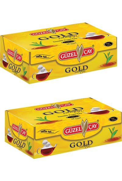 Güzel Çay 48 Adet Gold Selection Demlik Poşet Çay Fırsat Paketi