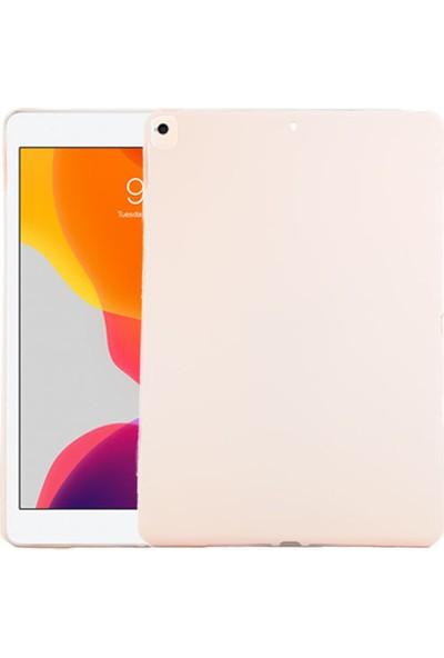 Coverzone Apple iPad Mini 4 Kılıf Silikon Pre Arka Kapak Pembe