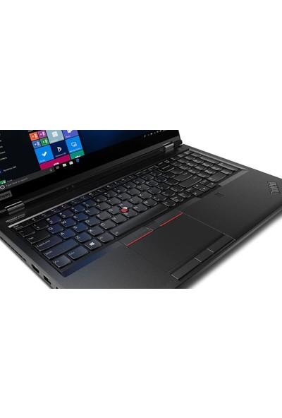 "Lenovo ThinkPad P53 Intel Core i7 9750H 16GB 512GB SSD Quadro T1000 Windows 10 Pro 15.6"" FHD Taşınabilir Bilgisayar 20QN002VTX"