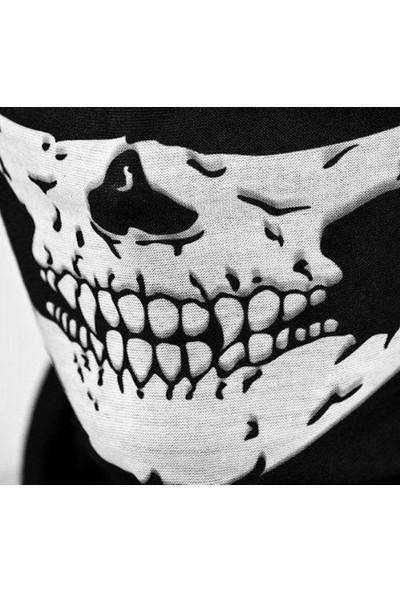 Kuru Kafa Maske Boyunluk - Baf