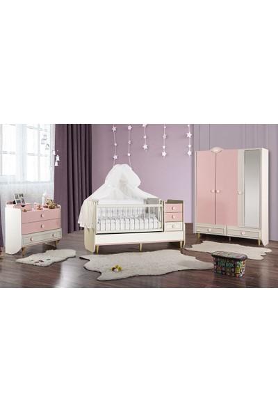 Yıldız Mobilya Rabbit Bebek Odası