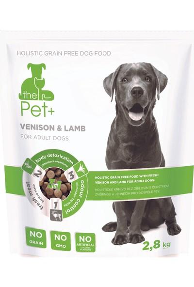 Pet Plus Tahılsız Yetişkin Köpek Maması