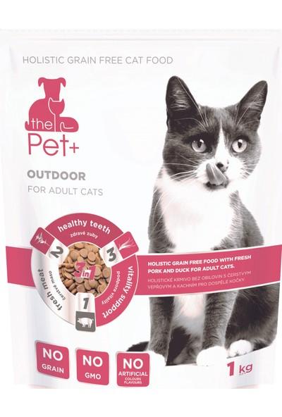 Pet Plus Tahılsız Yetişkin Kedi Maması