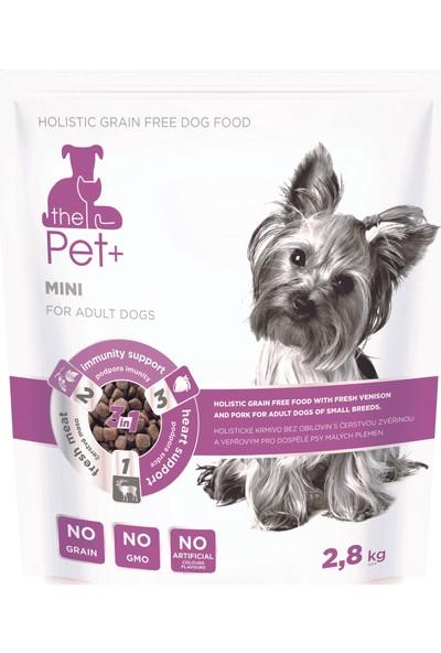 Pet Plus Tahılsız Yetişkin Mini Irk Köpek Maması