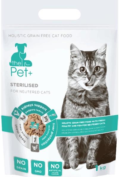 Pet Plus Tahılsız Kısır Kedi Maması