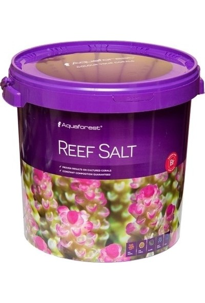 Aquaforest - Reef Salt 22Kg