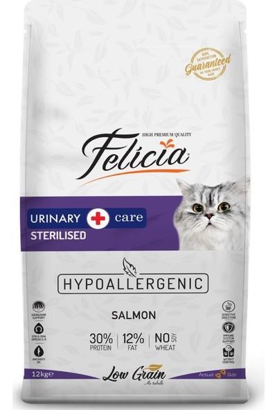 Felicia Somonlu Light&Sterilised Kedi Maması 12Kg