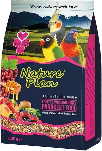 Nature Plan Paraket Yemi 800Gr