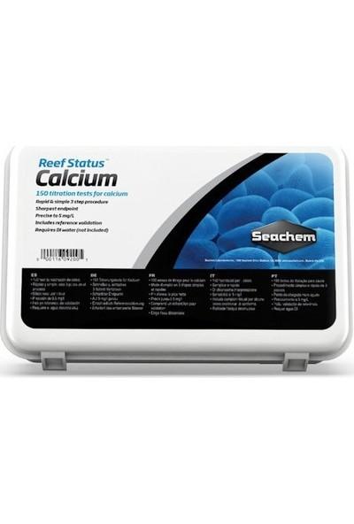 Seachem Reef Status Calcium 150 Test