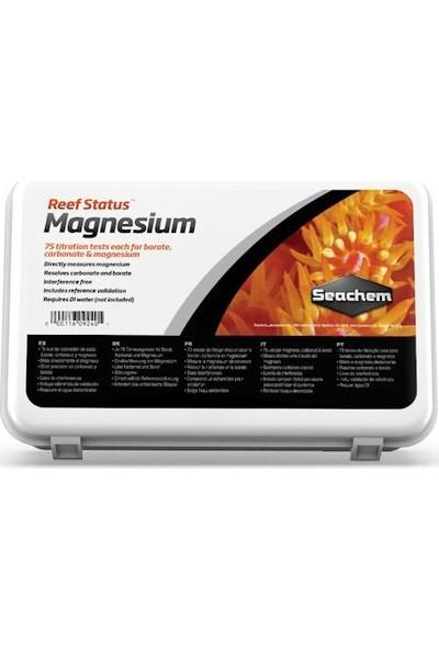 Seachem Reef Status Magnesium Carbonate&Borate 75 Test
