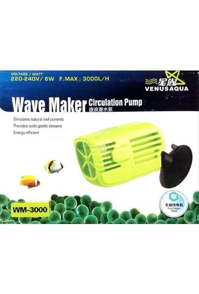 Venus Aqua Wm-3000 Dalga Motoru