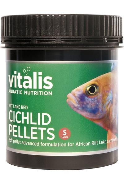 Vitalis Rift Lake Red Cichlid Pellets Small 120Gr