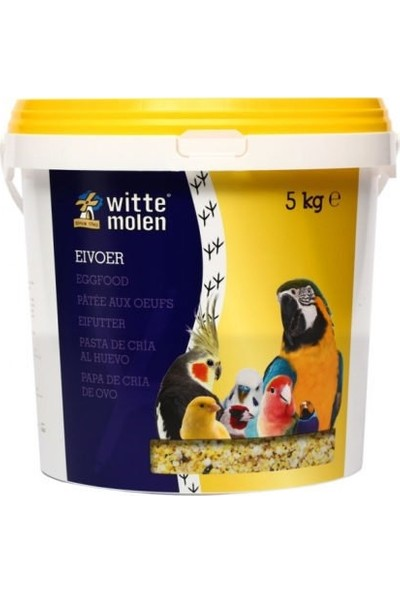 Witte Molen Moist Eggfood 500Gr Açık